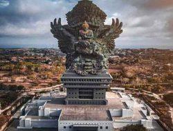 Tempat wisata GWK Bali, Fakta Unik tentang Garuda Wisnu Kencana