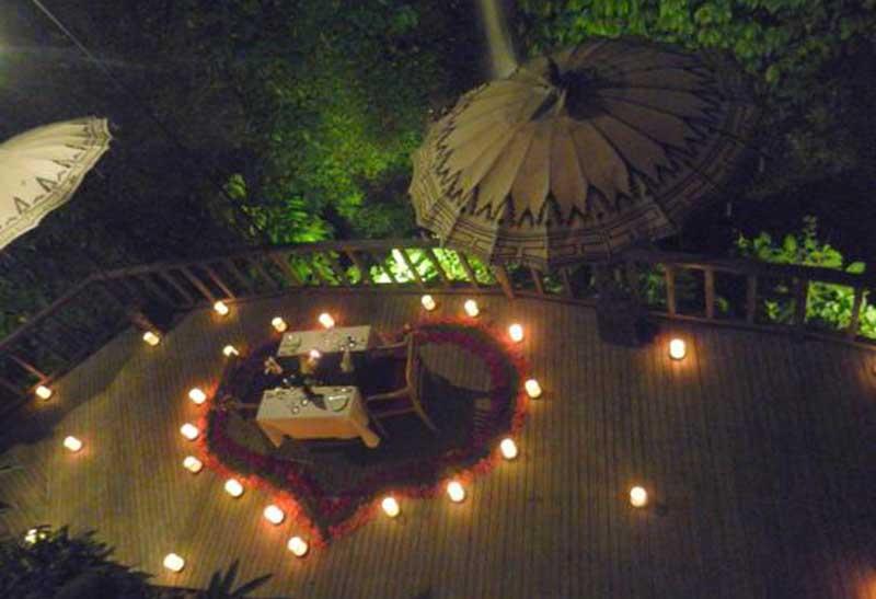 Hotel Romantis di Dunia – Bali menempati urutan 2 terbaik