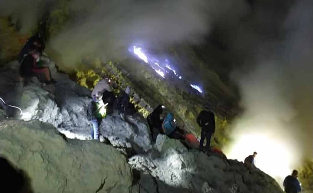 Seberapa sulitkah Mendaki Gunung Ijen Banyuwangi, Tips Mendaki untuk pemula