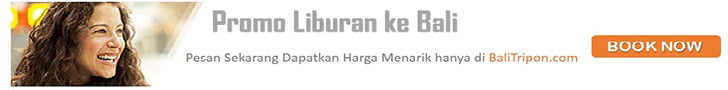 Promo Liburan Bali
