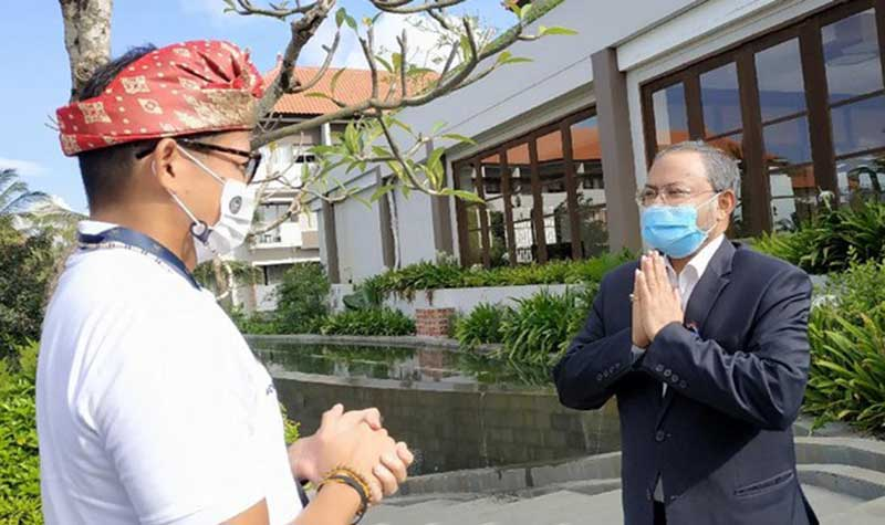 Penerbangan Bali-India Segera di Buka