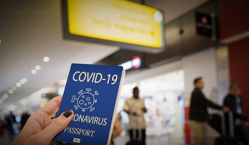 China Keluarkan Paspor Covid-19 untuk Perjalanan Global