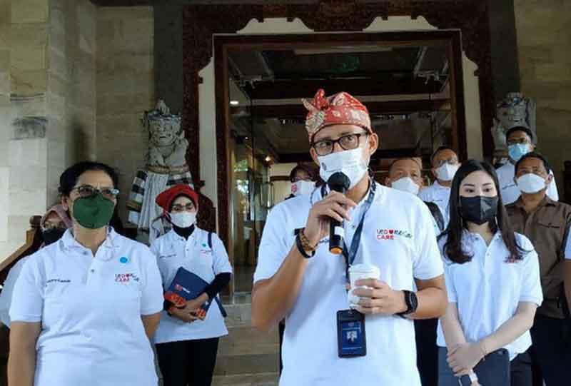 4 Negara ini Masuk Daftar Travel Bubble ke Bali
