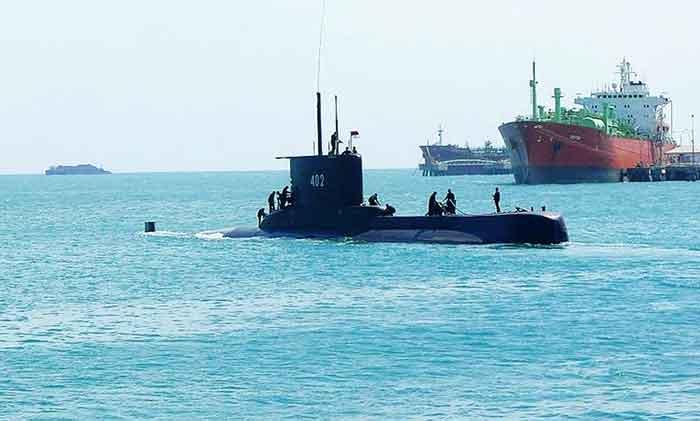 Fakta Outentik Tenggelamnya Kapal Selam KRI Nanggala-402