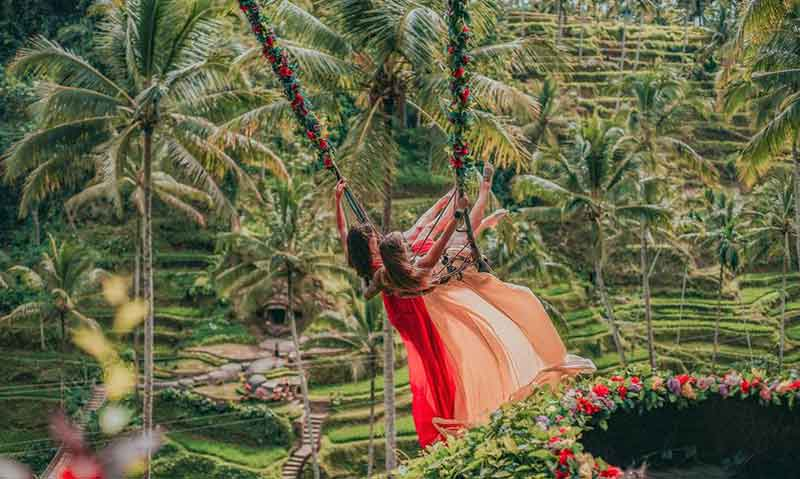wisata ayunan Bali
