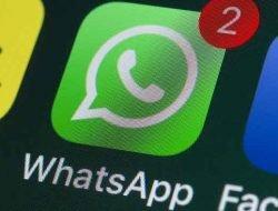 Whatsapp hapus Fitur Pesan bila tak Setuju Aturan Baru, Berlaku Bulan Depan