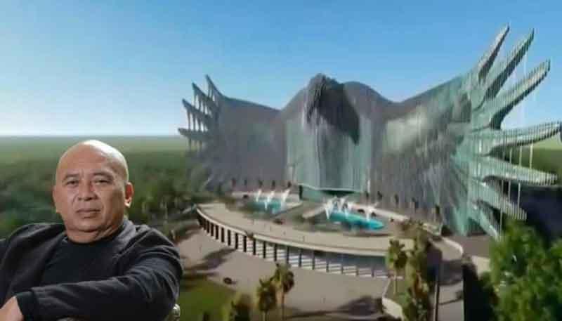 Desain Istana Negara oleh Nyoman Nuarta Mendapat Kritik dari Asosiasi Profesional
