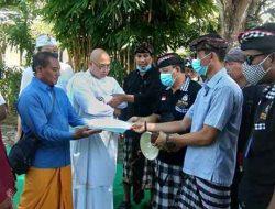 Amankan Dresta Hindu Bali, Bendesa Adat Kesiman Tutup Asharam Sampradaya