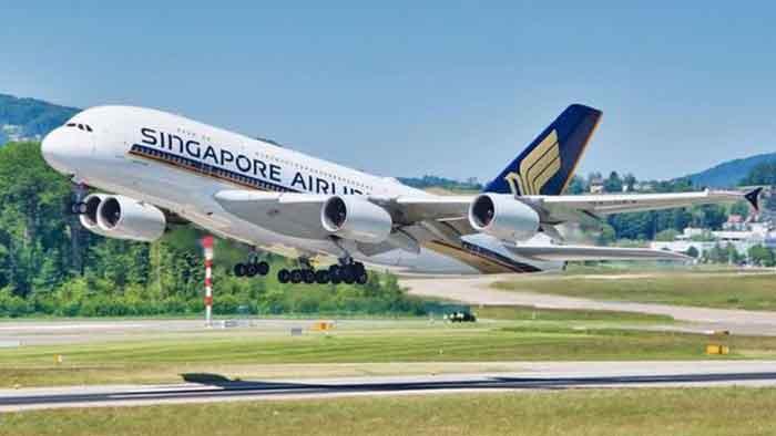 Singapura Airlines jadi kapal Pertama ke Bali