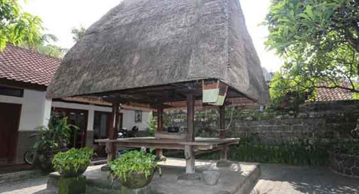 Mengenal 10 Bagian Rumah Adat Bali dan Fungsinya, apakah itu?
