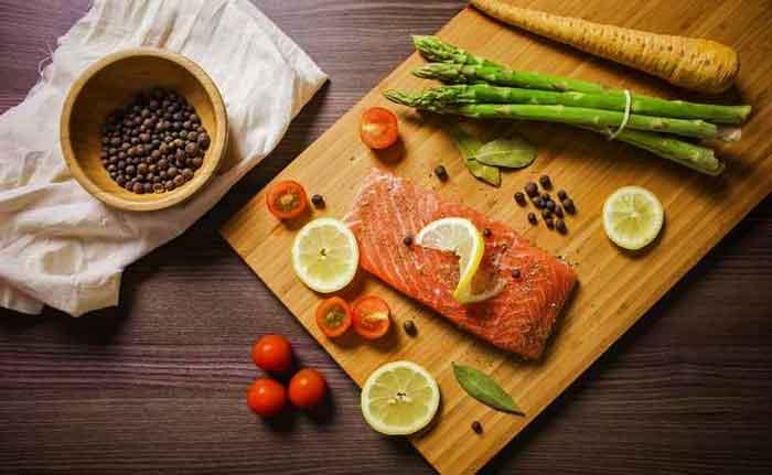 Makanan untuk Darah Rendah dan Asam Lambung