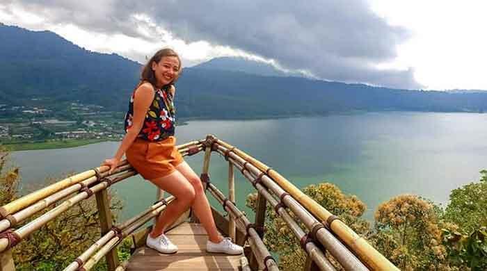 6 Spot photo keren di Puncak selfie Wanagiri yang lagi trends dan hits