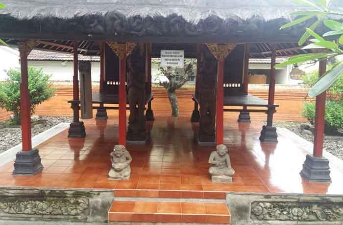 Rumah Adat Bali dan Fungsinya