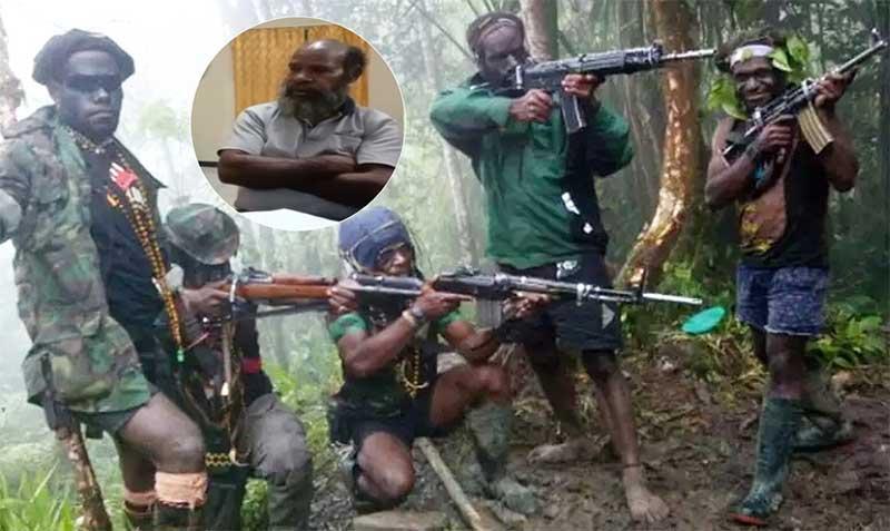 Penyokong Dana KKB Papua
