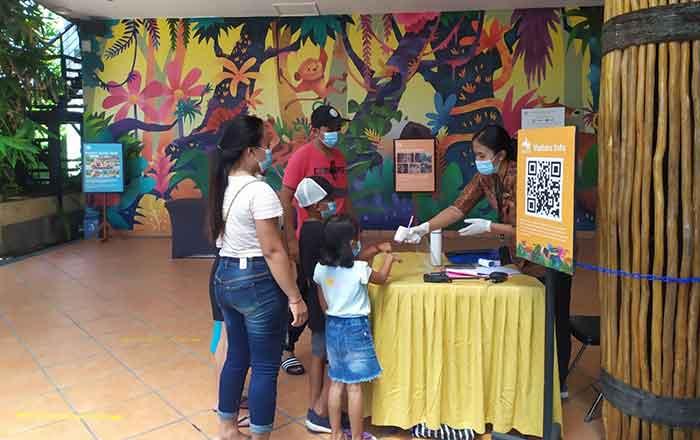 Libur Lebaran di Bali Zoo 2021, Tingkat Kunjungan Wisatawan Naik 10x Lipat