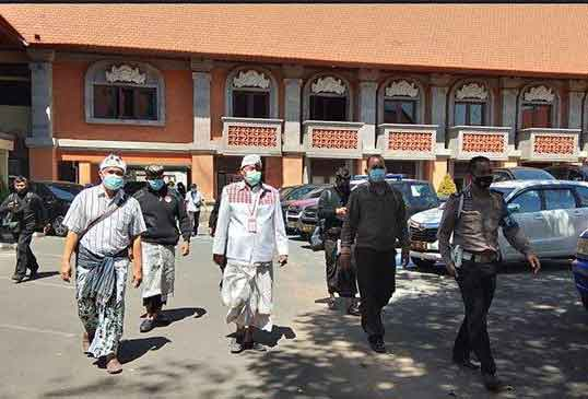 KKBN Laporkan MDA dan PHDI ke Polda Bali