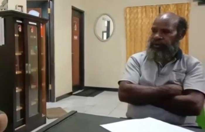 Sosok Paniel Koyoga Penyuplai Senjata Api untuk KKB Papua