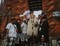 Sejarah Pura Pengrebongan sebagai tempat digelarnya Tradisi Ngrebong
