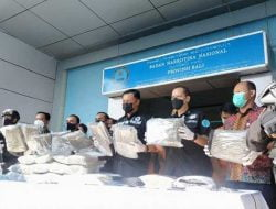 Pengedar Narkotika lintas provinsi akan di kirim ke Bangli atau Nusa Kambangan