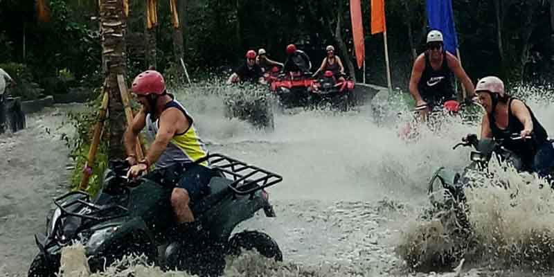 Promo Wisata ATV di Bali – Serunya main atv di Ubud Bali