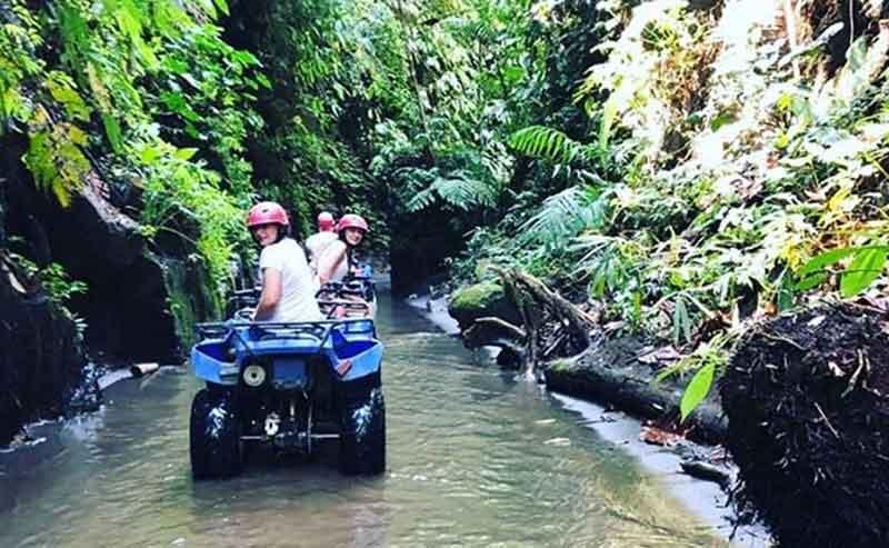 Wisata ATV Kuber Bali Adventure – Trek ATV paling menantang di Bali