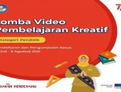 Kemendikbudristek, Buat Video Kreatif Kemerdekaan dapatkan hadiahnya