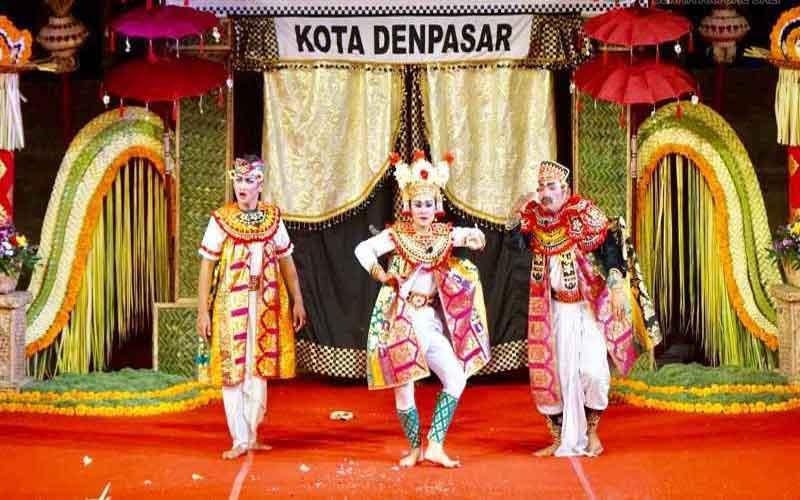 Tari Arja Bali