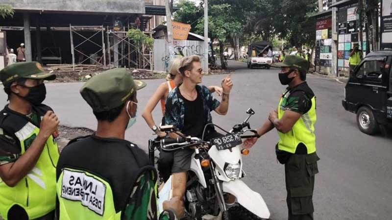 PPKM Darurat di Bali, WNA yang melanggar langsung dideportasi