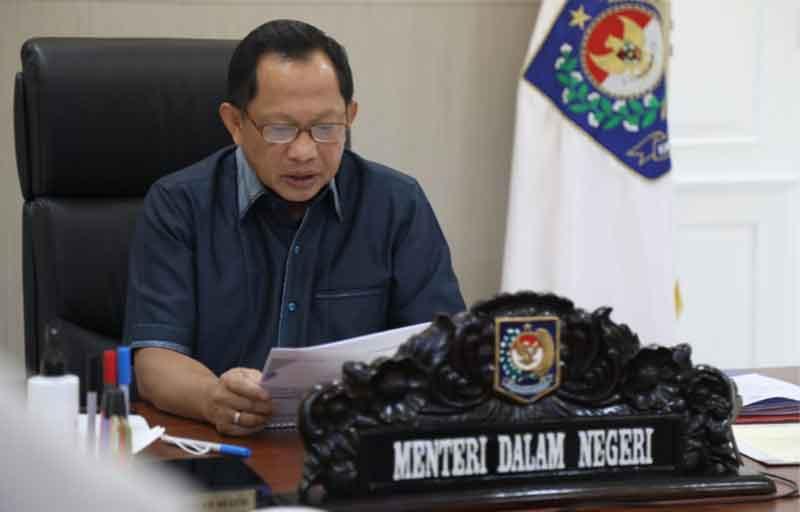 SE Baru Mendagri nomor 440/3929/SJ, Kepala Daerah diminta bantu warga saat penerapan PPKM
