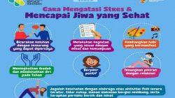 Cara mengatasi stres dan mencapai jiwa yang sehat