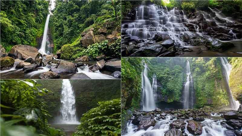 Telusuri 11 Air Terjun di Bali yang Bagus dan Mudah Dijangkau