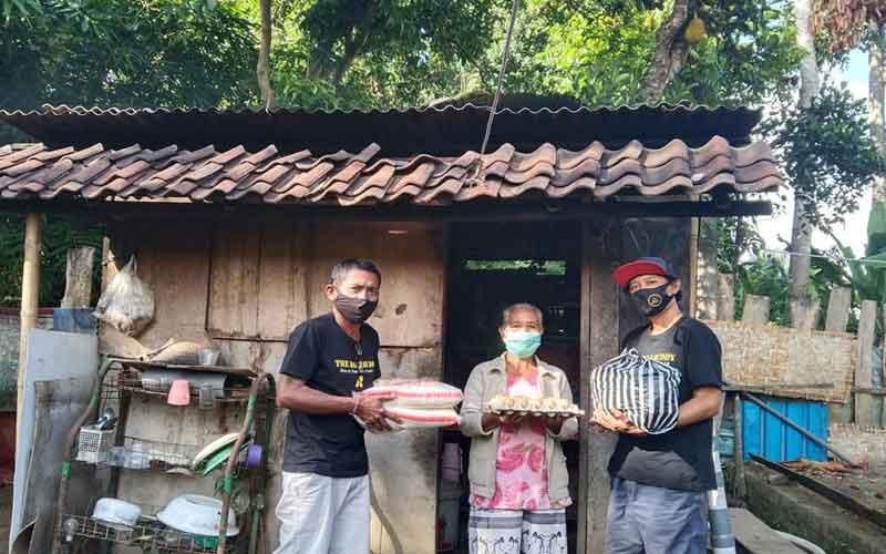 Bali Charity Program Peduli Kasih oleh The Bali Buddy