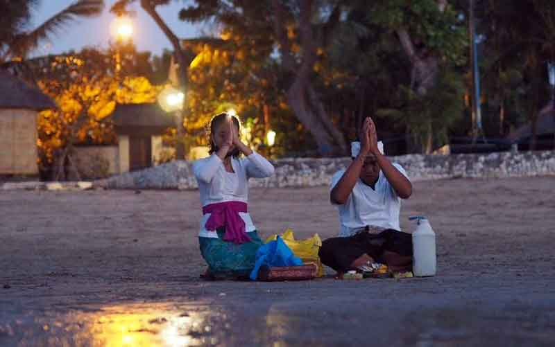 Makna Banyu Pinaruh, Perayaan Tahun Baru Menurut Kalender Bali