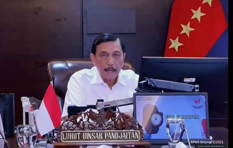 PPKM Level 4 Jawa-Bali Diperpanjang Sampai Tanggal 16 Agustus