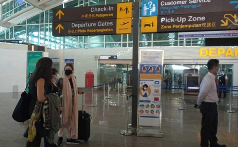 Pemerintah Australia Jemput Warganya di Bali lewat Bandara Ngurah Rai