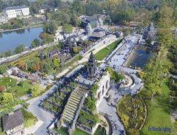 Pura Santi Bhuwana Belgia, Pura Hindu Terbesar Karya Arsitek Muda Bali