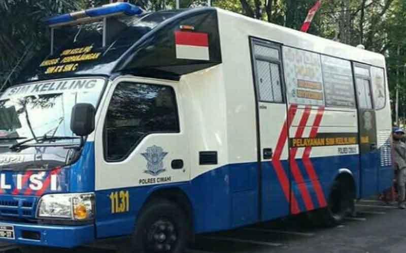 Jadwal SIM Keliling di Tabanan September 2021