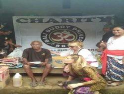 The Bali Buddy, Sopir Pariwisata berbagi Sembako ke Masyarakat Bali