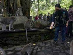 3 DTW Monkey Forest di Bali Terima Bantuan Sebesar 450 juta