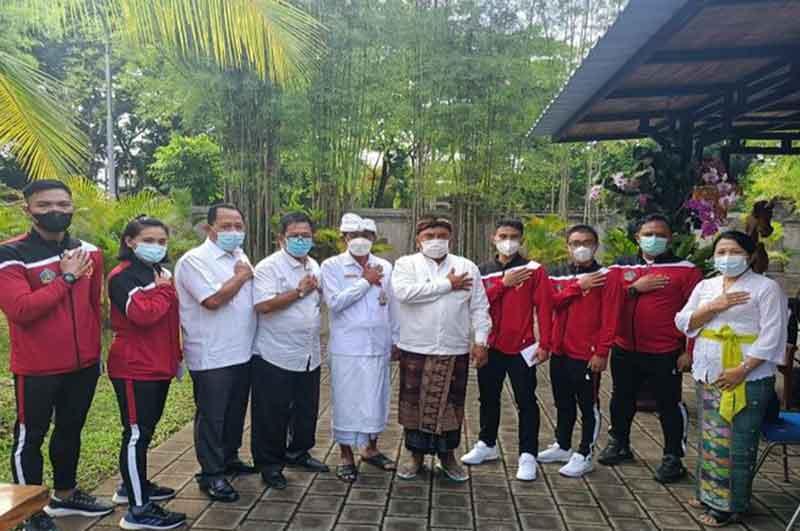 Atlet Berprestasi Jembrana Dijanjikan Jadi Pegawai Kontrak