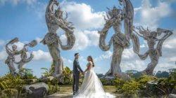 Taman Dedari Ubud Wisata Baru Dengan Puluhan Patung Cantik