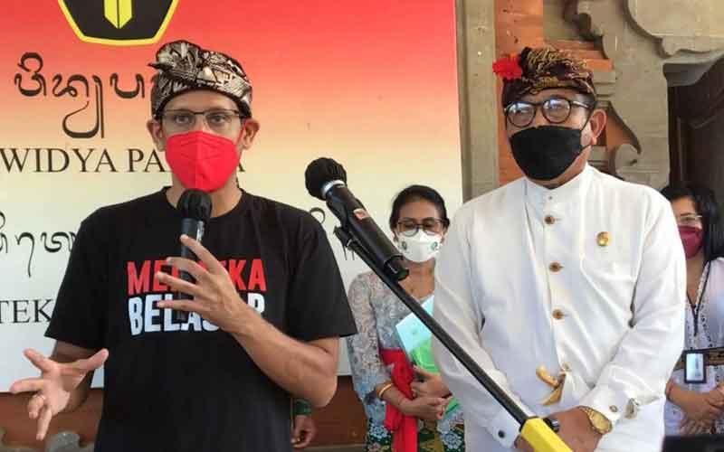 Belum 100 Persen Sekolah di Bali Gelar PTM