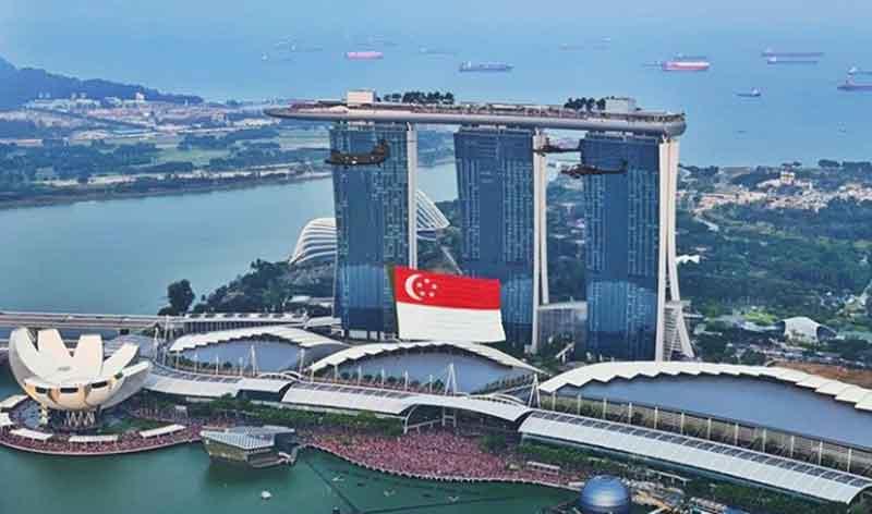 Singapura Tak Lakukan Karantina bagi Pelaku Perjalanan dari Negara Besar